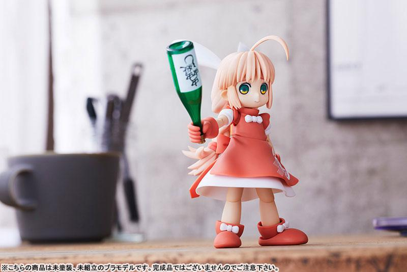 Ichigeki Sacchu!! HoiHoi-san NEW EDITION 1/1 HoiHoi-san -Heavy Arms Ver.- NEW EDITION Plastic Model 0