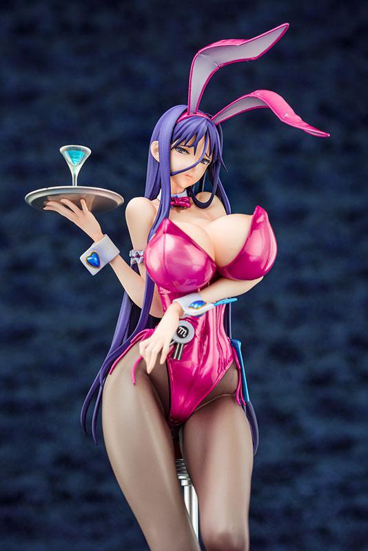 Mahou Shoujo Misanee Bunny Girl Style [Mystic Pink] 1/7 Complete Figure 10