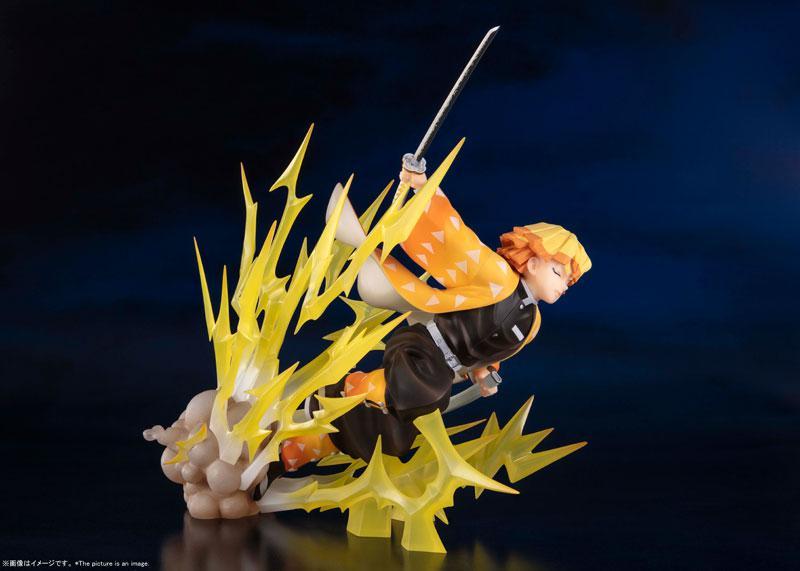 """Figuarts ZERO Zenitsu Agatsuma -Breath of Thunder- """"Demon Slayer: Kimetsu no Yaiba"""""""