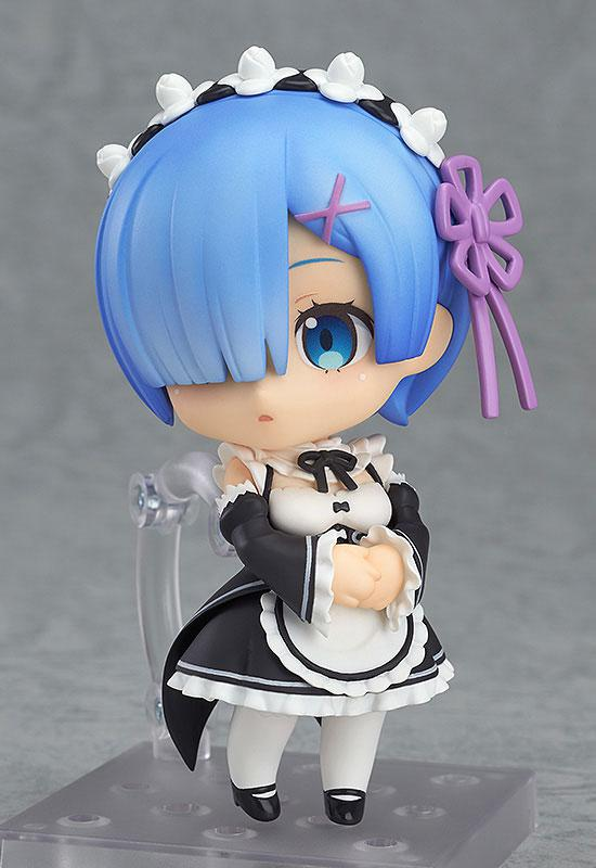 Nendoroid Re:ZERO -Starting Life in Another World- Rem 0