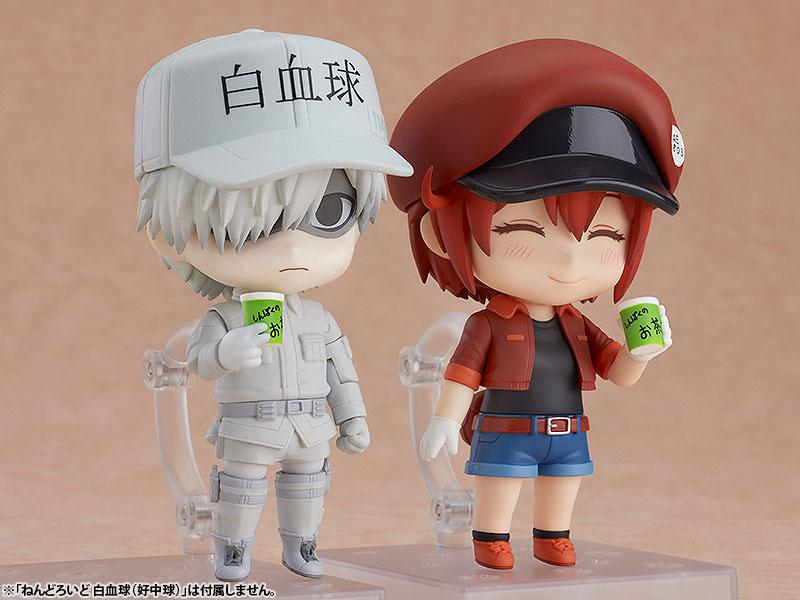 Nendoroid Cells at Work! Red Blood Cell 3