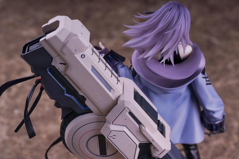 Kidou Sentai Iron Saga Teresa Complete Figure