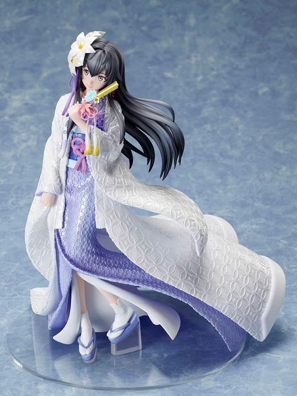 My Teen Romantic Comedy SNAFU. Completion Yukino Yukinoshita -White Kimono- 1/7 Complete Figure