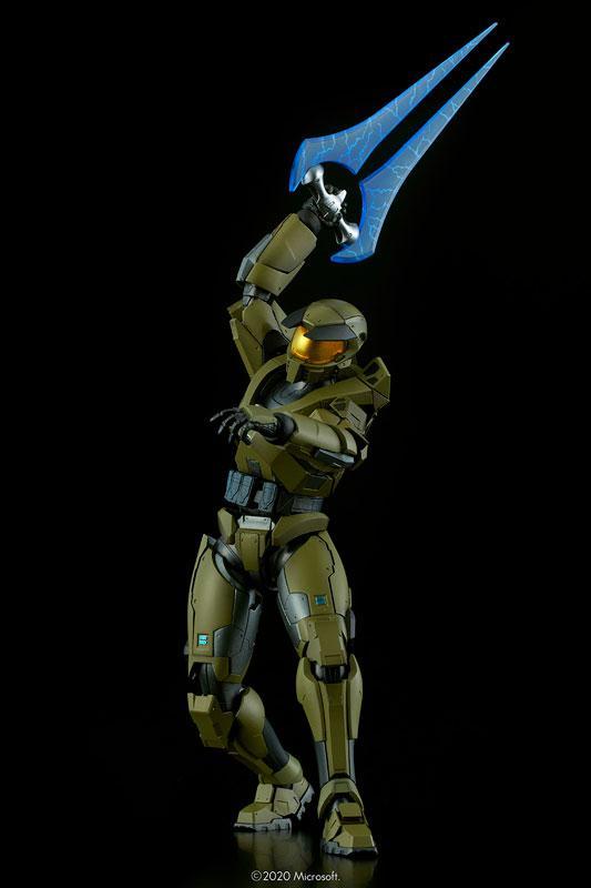 Halo 1/12 RE:EDIT Master Chief MJOLNIR Mark V Action Figure