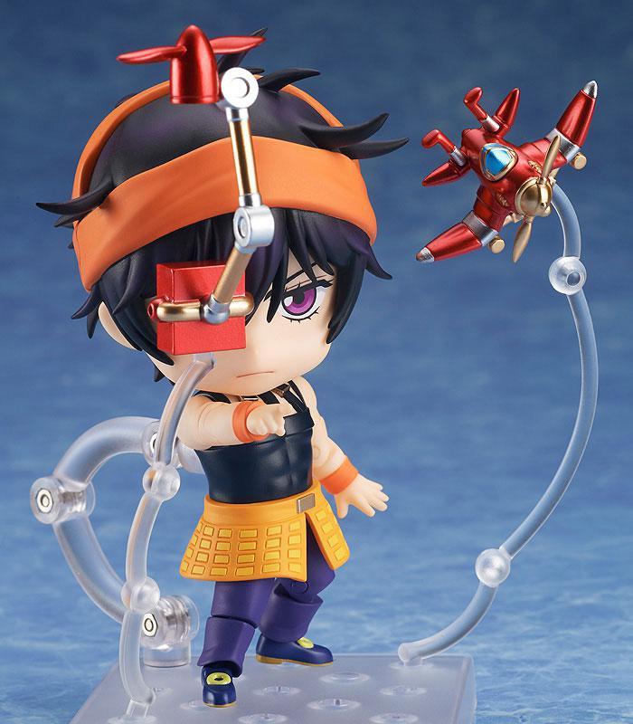 "Nendoroid TV Anime ""JoJo's Bizarre Adventure Golden Wind"" Narancia Ghirga"