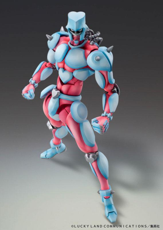 Super Action Statue JoJo's Bizarre Adventure Part.4 Crazy Diamond 0