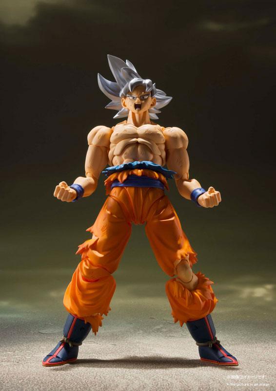 "S.H.Figuarts Son Goku Ultra Instinct ""Dragon Ball Super"" 2"