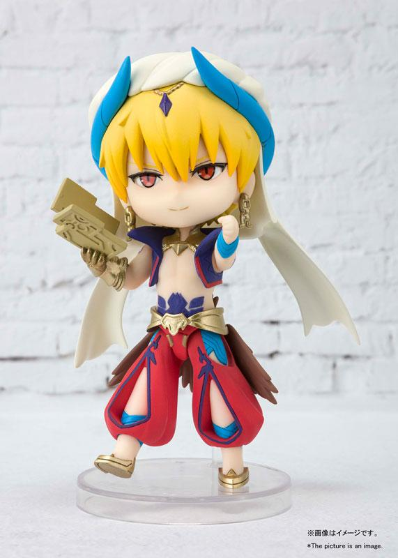 "Figuarts-mini Gilgamesh ""Fate/Grand Order -Absolute Demonic Battlefront: Babylonia-"" 1"