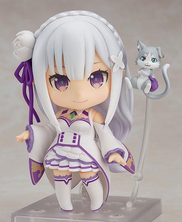 Nendoroid Re:ZERO -Starting Life in Another World- Emilia main
