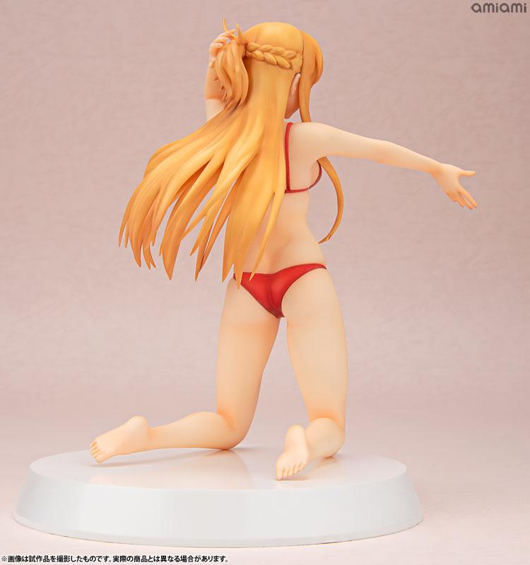 Sword Art Online Alicization Asuna [Summer Queens] 1/8 Complete Figure