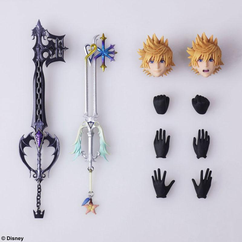 KINGDOM HEARTS III BRING ARTS Roxas Action Figure 5