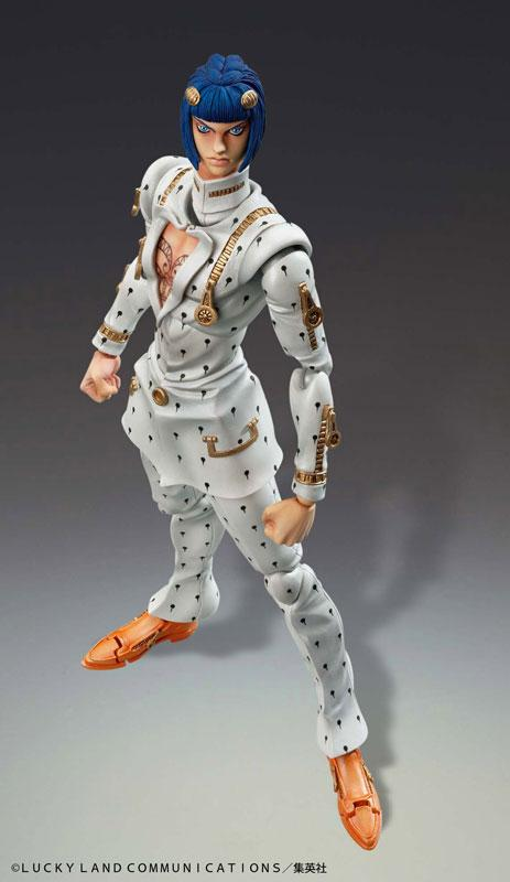 Super Action Statue JoJo's Bizarre Adventure Part.V Bruno Bucciarati