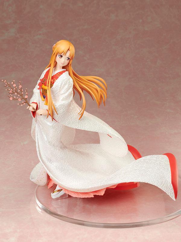 Sword Art Online Alicization Asuna -Shiromuku- 1/7 Complete Figure main