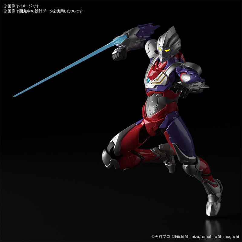 "Figure-rise Standard 1/12 ULTRAMAN SUIT TIGA Plastic Model ""ULTRAMAN"""