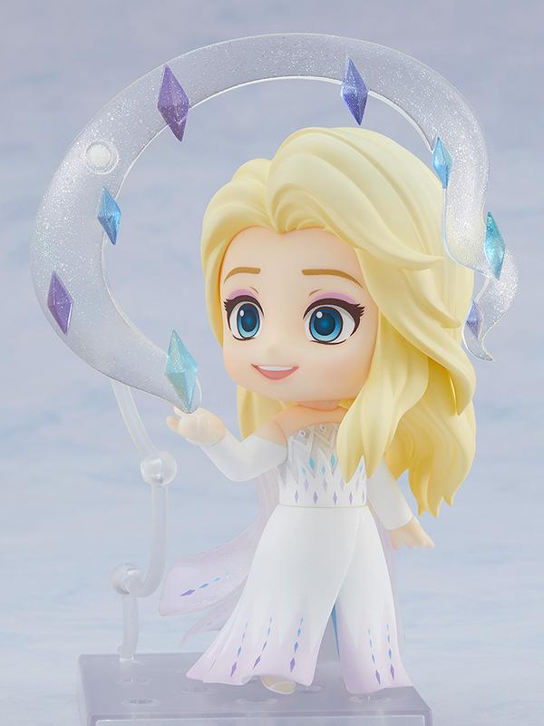 Nendoroid Frozen 2 Elsa Epilogue Dress Ver.