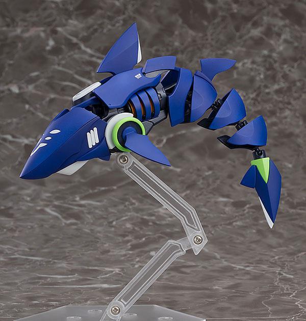 ACT MODE Navy Field 152 Mio & Type15 Ver2 Posable Figure & Plastic Model