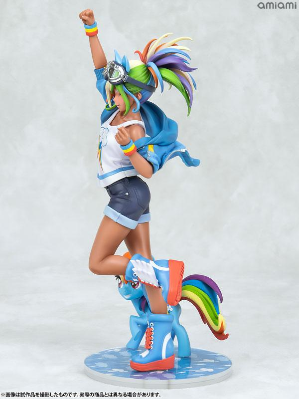 MY LITTLE PONY BISHOUJO Rainbow Dash 1/7 Complete Figure 1
