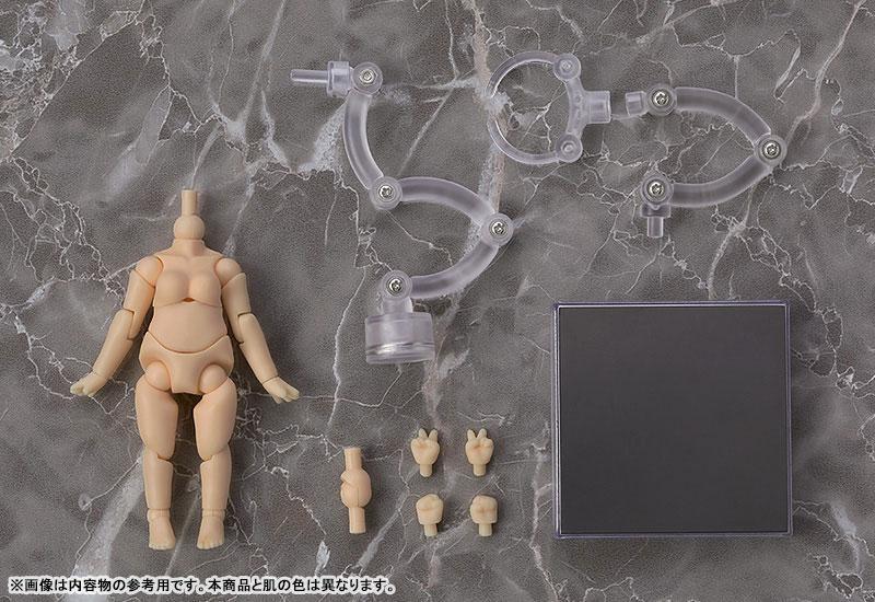 Nendoroid Doll archetype: Woman (almond milk) 2