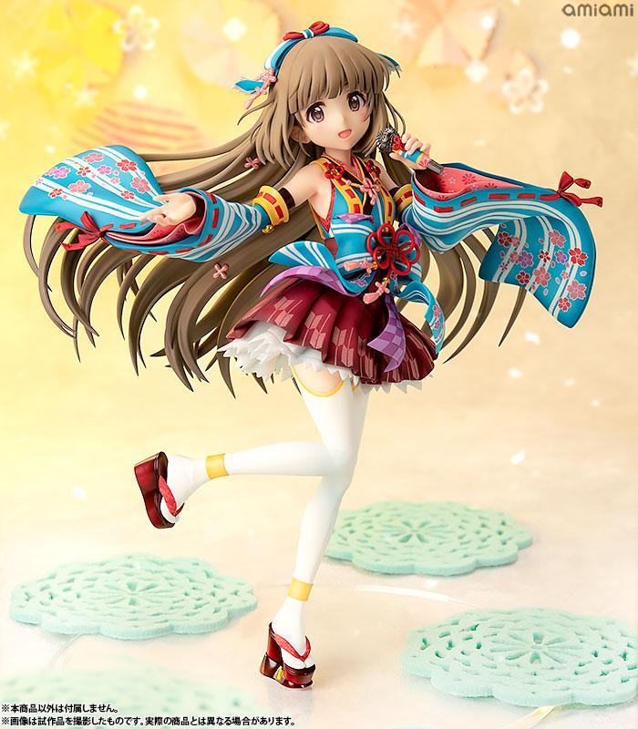 THE IDOLM@STER Cinderella Girls Yoshino Yorita Wadatsumi no Michibikite Ver. 1/7 Complete Figure 21