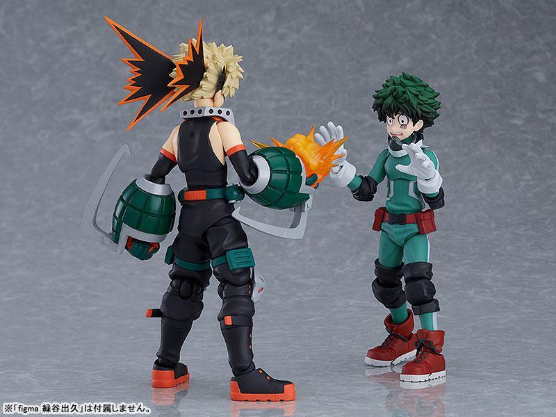 figma My Hero Academia Katsuki Bakugo