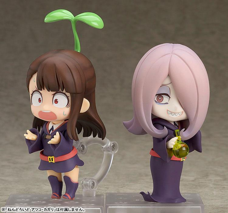Nendoroid - Little Witch Academia: Sucy Manbavaran