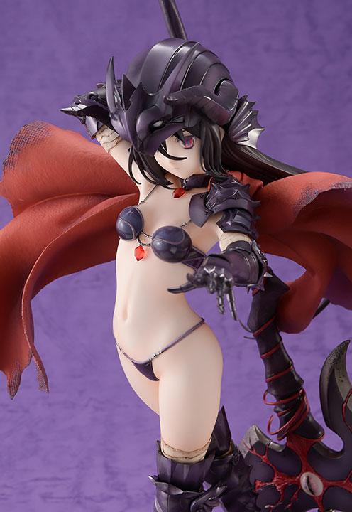 Bikini Warriors Black Knight 1/7 Complete Figure 5