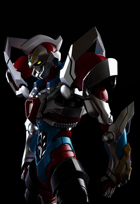 GIGAN-TECHS SSSS.GRIDMAN Gridman Posable Figure 6
