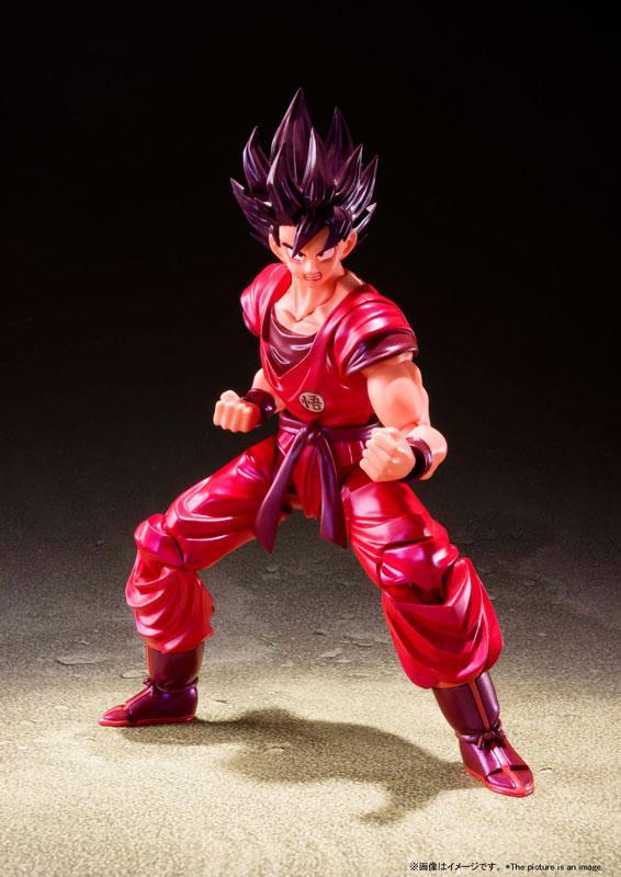 "S.H.Figuarts Son Goku Kaio-ken ""Dragon Ball Z"" main"