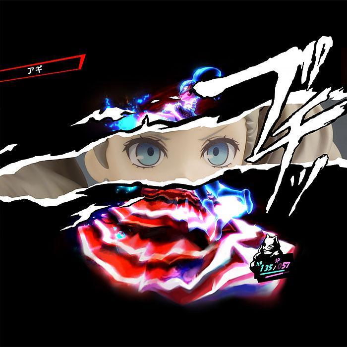 Nendoroid PERSONA5 the Animation Ann Takamaki Phantom Thief Ver.