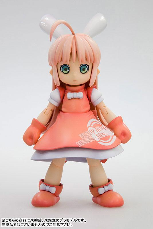 Ichigeki Sacchu!! HoiHoi-san NEW EDITION 1/1 HoiHoi-san -Heavy Arms Ver.- NEW EDITION Plastic Model 2