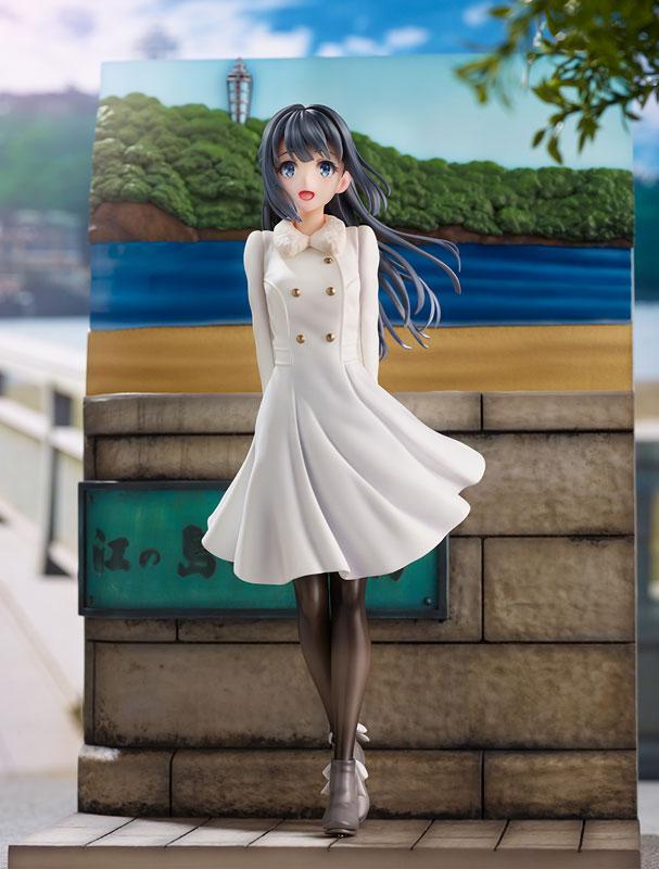 Rascal Does Not Dream of Bunny Girl Senpai Shoko Makinohara -Enoshima Ver.- 1/7 Complete Figure