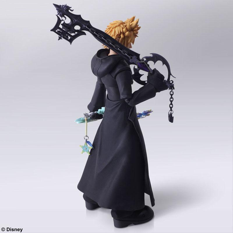 KINGDOM HEARTS III BRING ARTS Roxas Action Figure 0