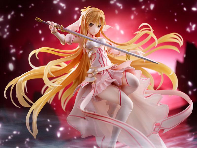 DreamTech Sword Art Online Alicization War of Underworld Asuna [Stacia, The Goddess of Creation] 1/7 Complete Figure