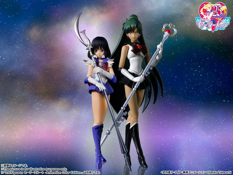 "S.H.Figuarts Sailor Saturn -Animation Color Edition- ""Sailor Moon S"""
