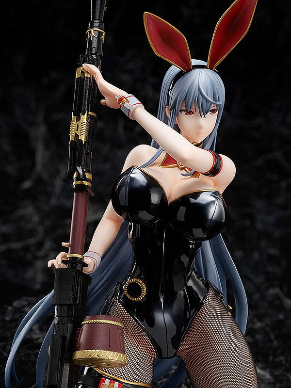 B-STYLE Senjou no Valkyria DUEL Selvaria Bles Bunny Ver. 1/4 Complete Figure