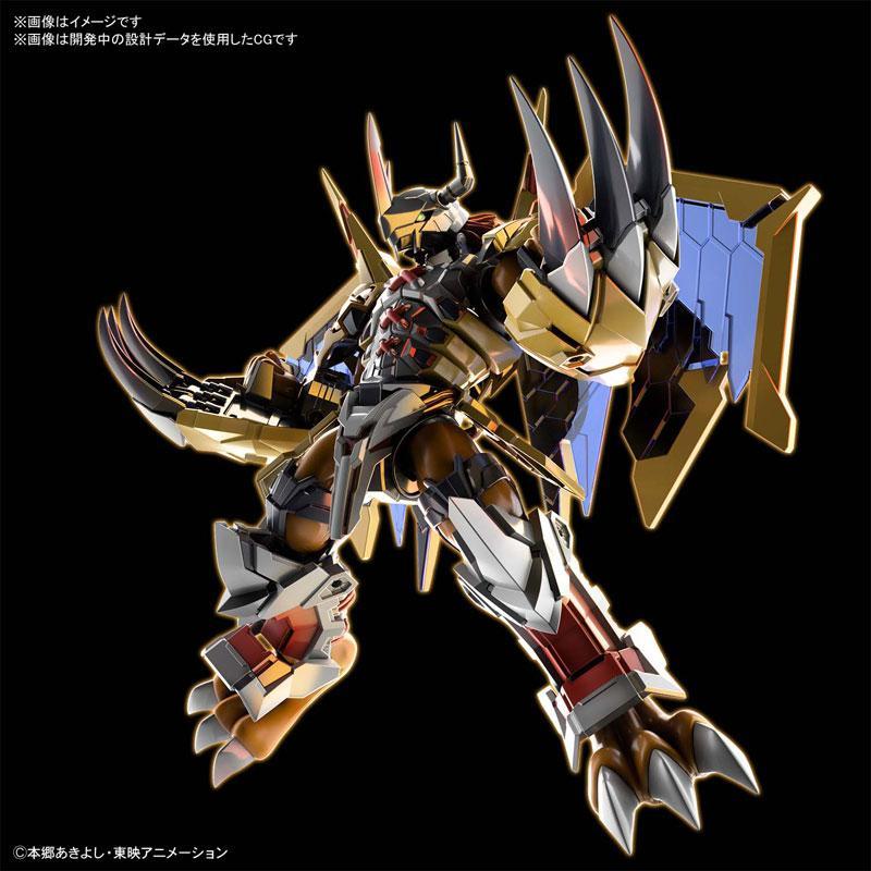 "Figure-rise Standard WarGreymon (AMPLIFIED) Plastic Model ""Digimon Adventure"""