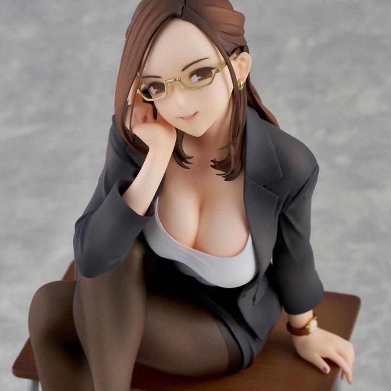 Miru Tights Gogatsubyou? Sensei ga Naoshite Ageyokka? Yuiko Sensei Complete Figure 3