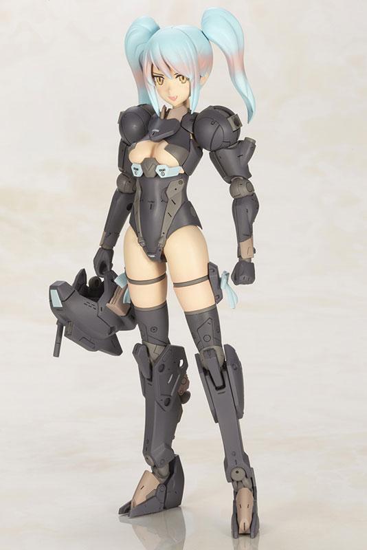 Frame Arms Girl Shadow Tiger Plastic Model