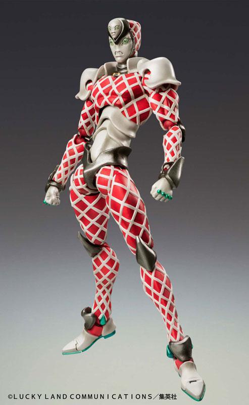 "Super Action Statue JoJo's Bizarre Adventure Part.V ""K,C"" product"