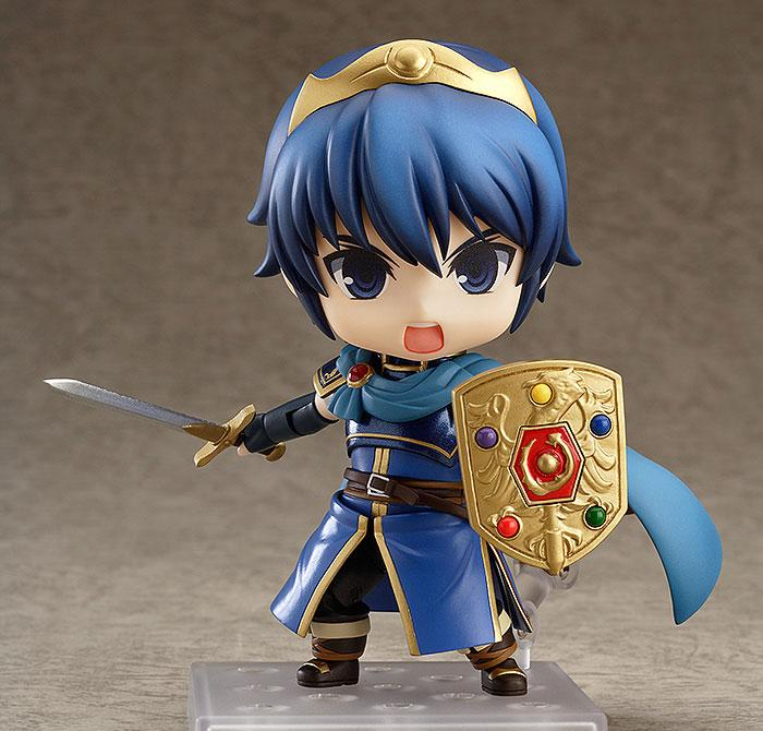 Nendoroid Fire Emblem Marth New Mystery of The Emblem Edition