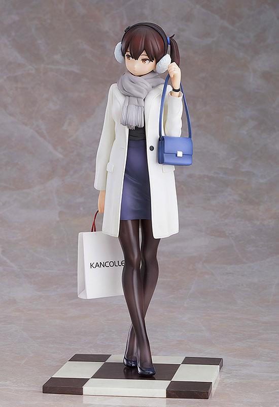 Kantai Collection -Kan Colle- Kaga: Shopping Mode 1/8 Complete Figure 0
