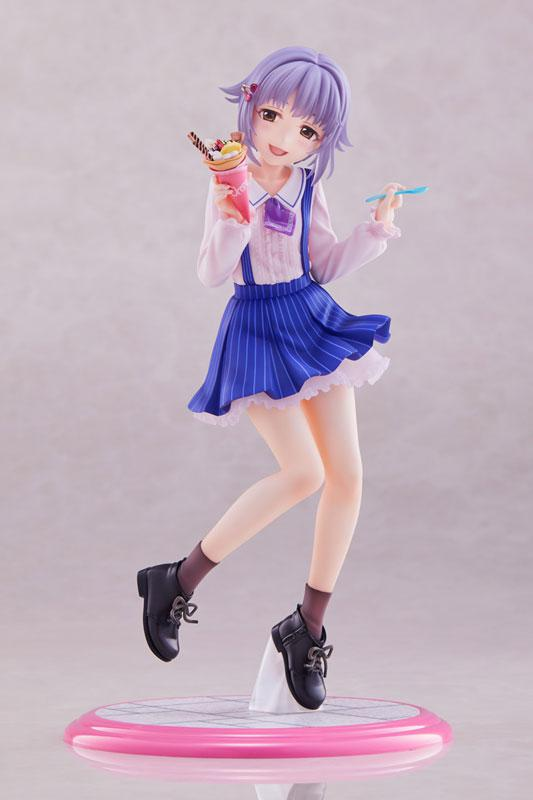 DreamTech THE IDOLM@STER Cinderella Girls [Self-proclaimed Sweet Heroine] Sachiko Koshimizu 1/7 Complete Figure 0
