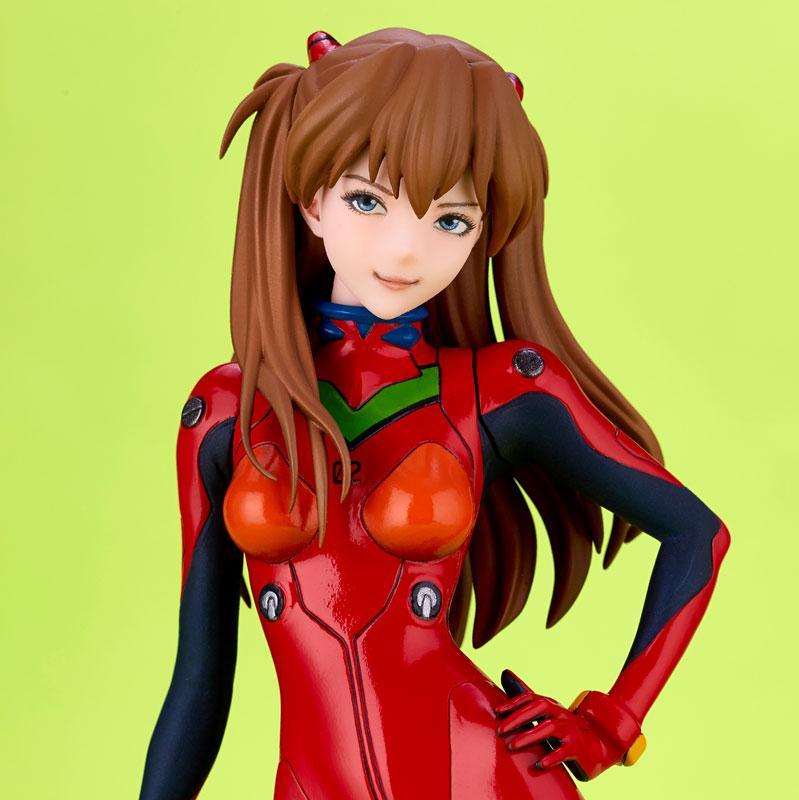 HAYASHI HIROKI FIGURE COLLECTION Eva Girls Asuka 1/7 Complete Figure