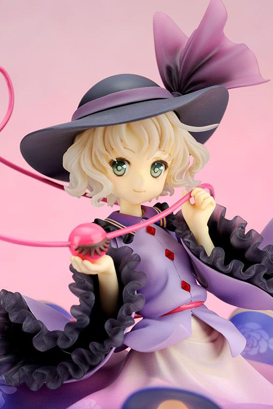 """Touhou Project """"The Eye Closed to Love"""" Koishi Komeiji Exclusive Extra Color 1/8 Complete Figure product"""