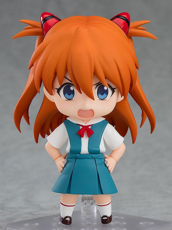 Nendoroid Rebuild of Evangelion Asuka Langley Shikinami 1