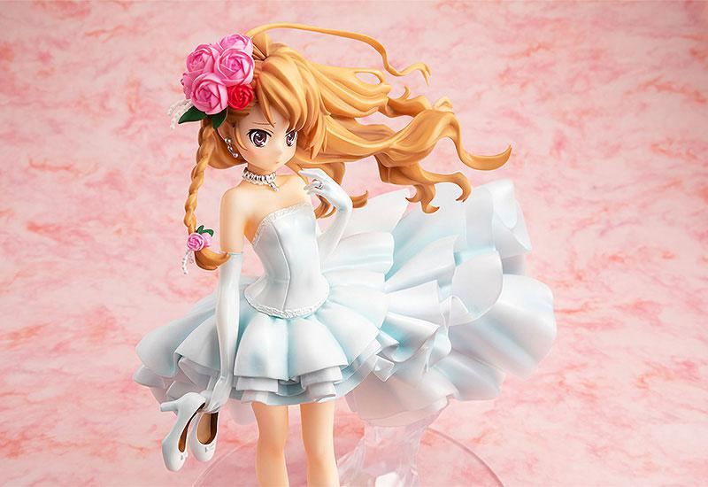 Toradora! Taiga Aisaka Wedding Dress ver. 1/7 Complete Figure
