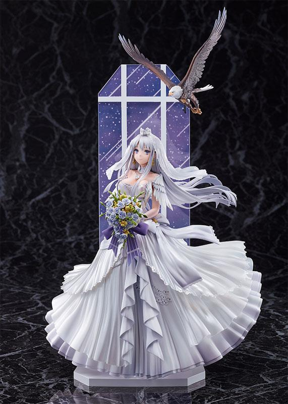 Azur Lane Enterprise Marry Star Ver. Limited Edition 1/7 Complete Figure amiami Pack
