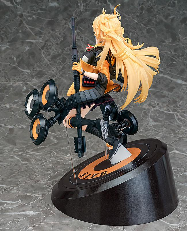 Girls' Frontline S.A.T.8 Heavy Damage Ver. 1/7 Complete Figure