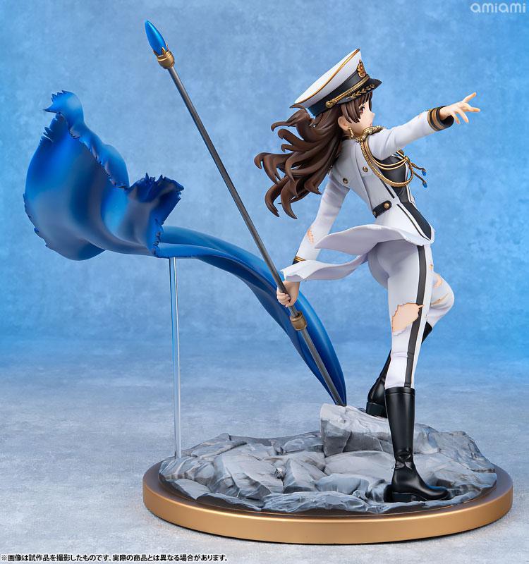 THE IDOLM@STER Cinderella Girls Minami Nitta Seizon Honnou Valkyria ver. 1/8 Complete Figure 1