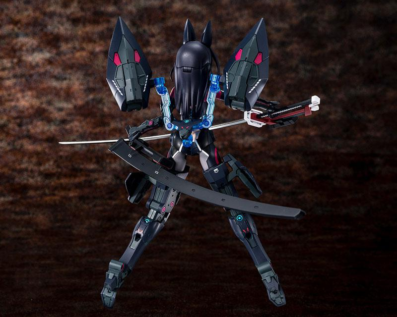[Bonus] Megami Device x Alice Gear Aegis Kaede Agatsuma [Kaiden] Plastic Model 1